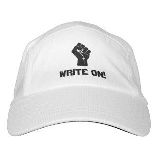 """Write On!"" Hat"