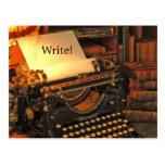 Write! Postcard