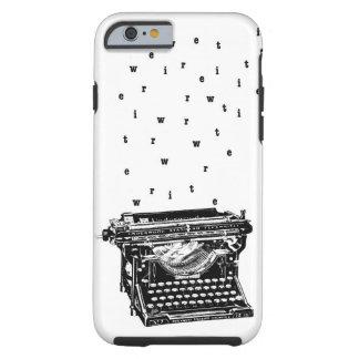 Write / Typewriter Case Tough iPhone 6 Case
