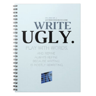 Write Ugly Notebook