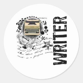 Writer Alchemy Stickers