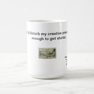 Writer at Work Mug