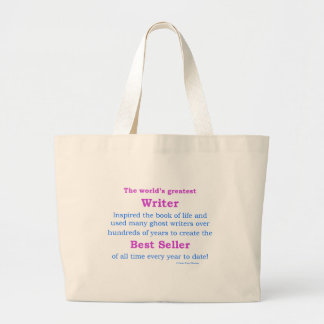 writer canvas bags