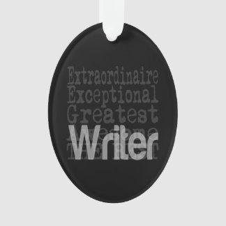 Writer Extraordinaire