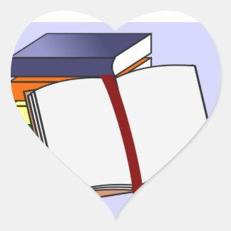 WRITER HEART STICKER