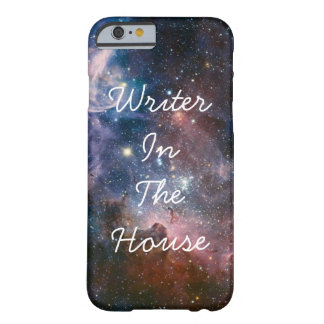 Writer In The House - Phone Case