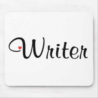 Writer Mouse Pads