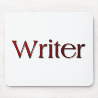 Writer Mouse Mats