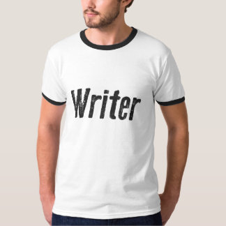 Writer Shirts, Worn Typepress T Shirts