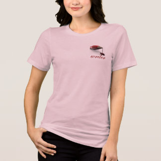 Writer Statistic t-Shirt for Her