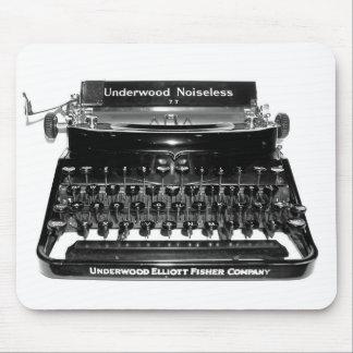 Writer Typewriter Mousepad - Customised