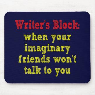 Writers Block: Mousepad