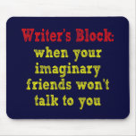 Writers Block: Mousemats