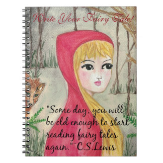 Writer's Journal Spiral Notebook