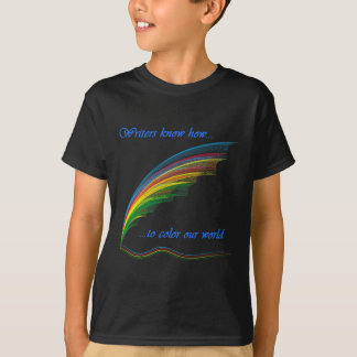 Writers Know How T-Shirt