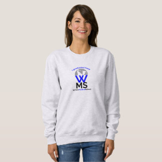 "Writers Medical School ""I graduated"" sweatshirt"