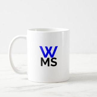 Writers Medical School Secret Logo Mug