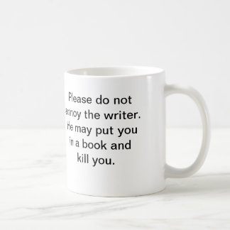 Writer's Mug (He)