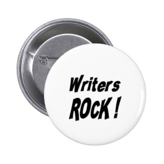 Writers Rock! Button