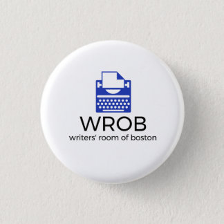 Writers' Room of Boston button