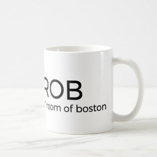 Writers' Room of Boston logo mug