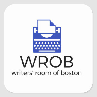 Writers' Room of Boston Stickers