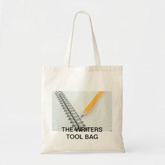 Writers tool bag