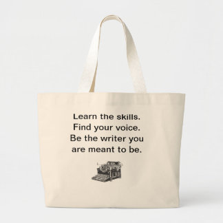 Writer's Tote Bags