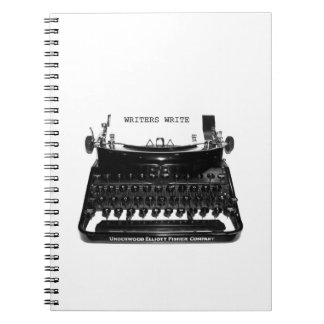 Writers Write Writer Author Novelist Notebook