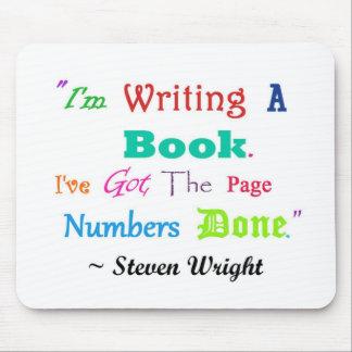 Writers Writers Everywhere V 2 Mousepad