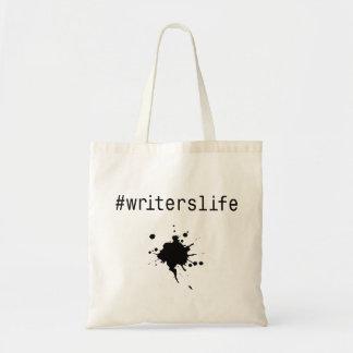 #writerslife bag