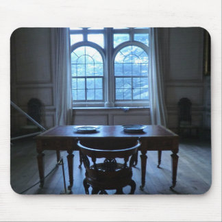 Writing Desk at Sudbury Hall Mousepad