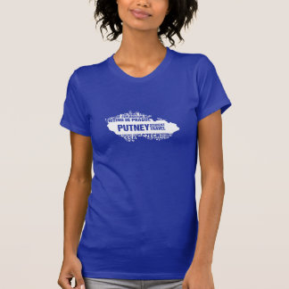 Writing in Prague T-Shirt in Multiple Colors