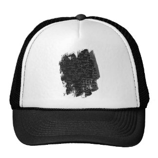 Writing once upon a time black silver kids story cap