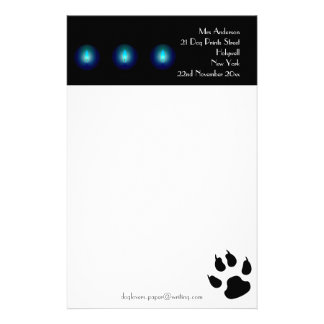Writing Paper for Dog Lovers Stationery