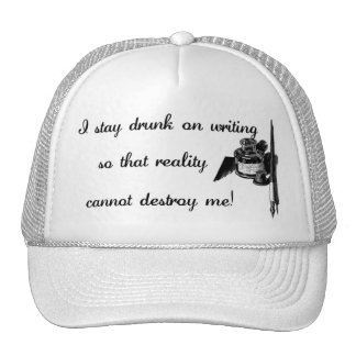 Writing Reality Trucker Hat