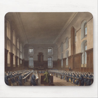 Writing School, Christ Hospital, from Ackermann's Mouse Pad
