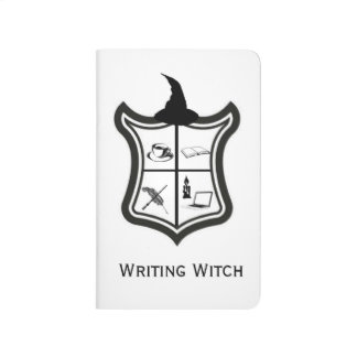 Writing Witch Notes Journal