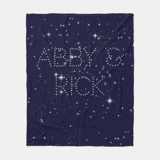 Written in the Stars Medium Blanket
