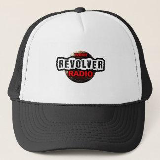 WRVR Revolver Radio Logo Trucker Hat