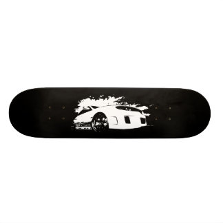 Wrx STI Rolling Shot 21.6 Cm Skateboard Deck