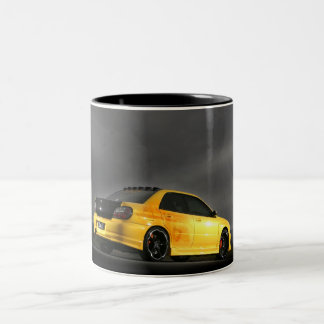 WRX Sti Subaru - Cholo coffee mug