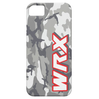 WRX Urban Camo Iphone 5 Case