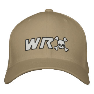 WRX with Skull hat Embroidered Cap
