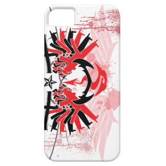 WS - Gun Wing case Barely There iPhone 5 Case