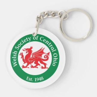 WSCO Logo Keychain