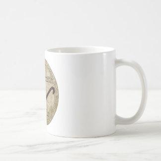WSS Tan Logo Coffee Mugs