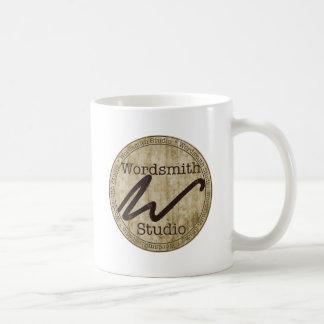 WSS Tan Logo Mug