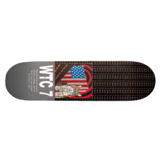 """WTC 7"" Skate Board"
