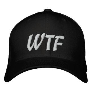 WTF 1337 Baseball hat